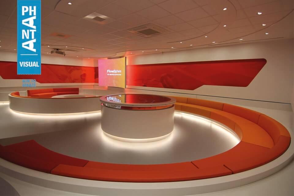 Dynniq experience centre 2