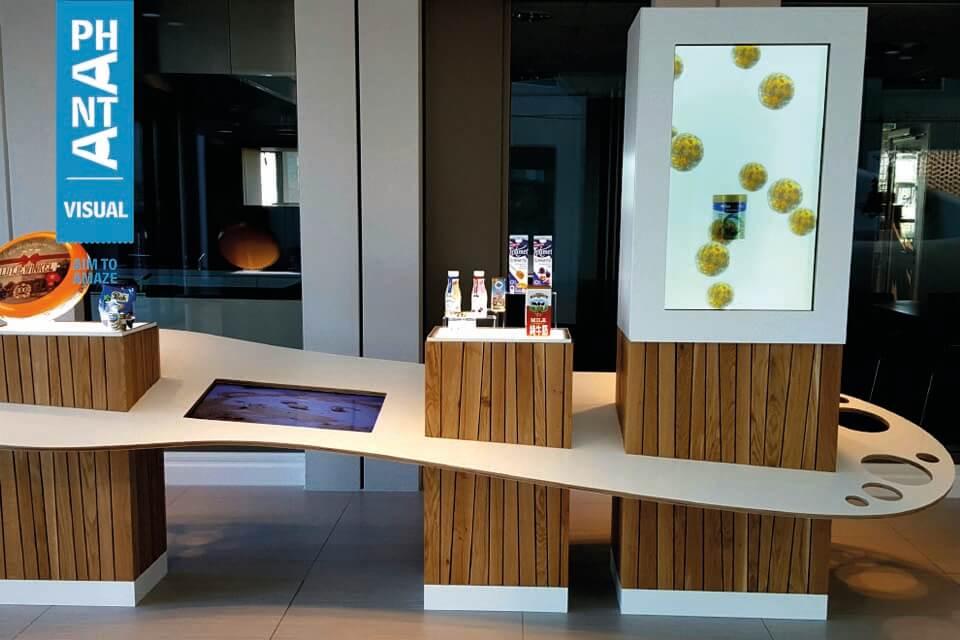 FrieslandCampina experience center 3
