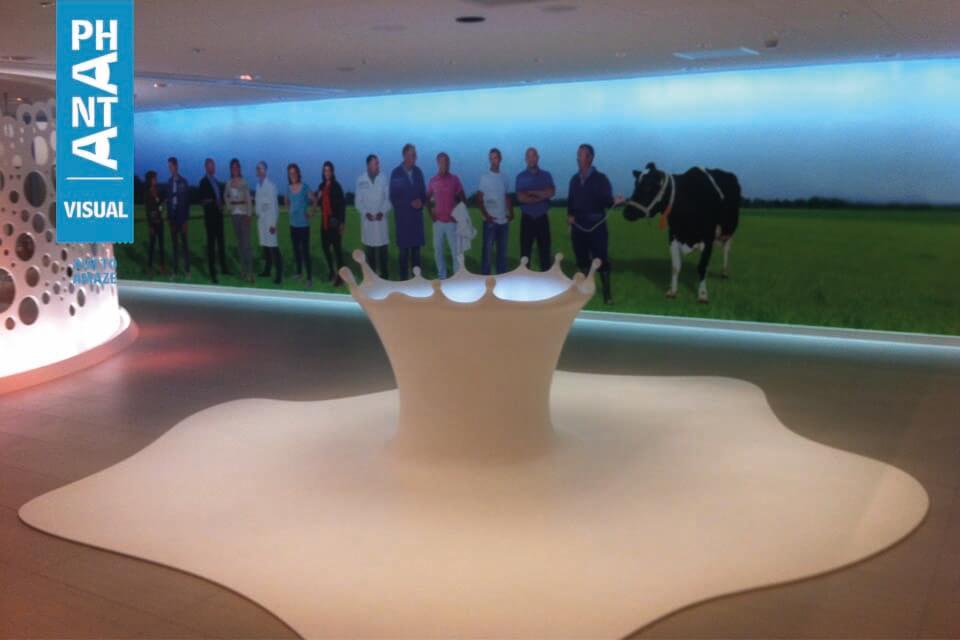 FrieslandCampina experience center 5