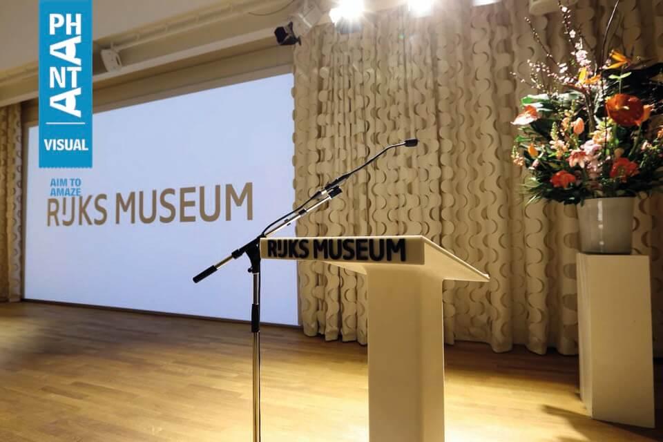 RIJKSMUSEUM auditorium 1